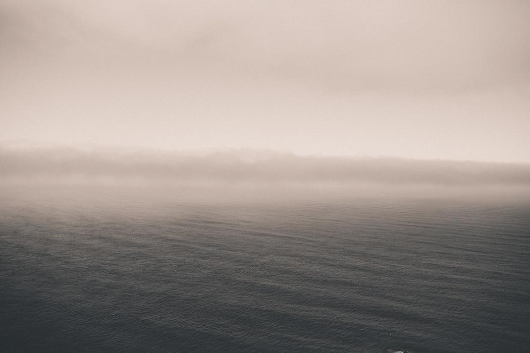 hazy-lake
